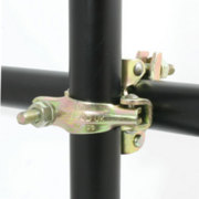 Scaffold - Double Coupler (Pressed Steel)