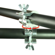 Low Profile Swivel Coupler